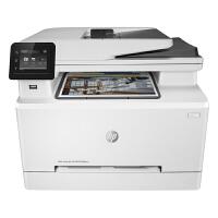 惠普(H P) 惠普HP M280nw彩色激光打印机复印扫描一体机无线A4办公三合一 白色