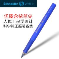 德国Schneider正品进口施耐德BK402学生儿童练字钢笔办公用墨水笔