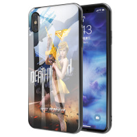 机伴腾讯cf手机壳适用苹果手机壳iPhonexsmax手机壳创意新款苹果7 iphonex/xs 5.8寸