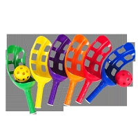 儿童抛接球幼儿园户外亲子体育运动趣味软玩具感统训练器材接球器・