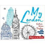 【预订】My London 9781780679112