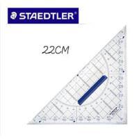 施德楼 568 特种几何三角板 绘图等腰三角尺16CM 22CM 带手柄