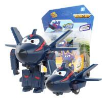 奥迪双钻超级飞侠玩具迷你变形机器人全套装小飞侠玩具 酷雷