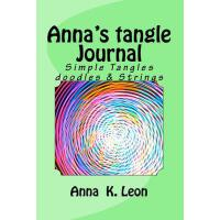【预订】Anna's Tangle Journal