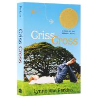 生命交叉点 英文原版书 Criss Cross 纽伯瑞金奖 儿童文学作品 英文版青少年成长小说 青春梦幻 学生课外阅读