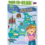 【中商原版】准备阅读系列 俄罗斯 英文原版 Living in Russia (Ready-to-Read,Level