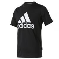 Adidas阿迪�_斯男�b�\�有蓍e透��A�I短袖上衣T恤GC7346