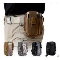 小巧精致防刮耐磨军迷多功能运动包跑步包便捷战术小手机腰包挂包