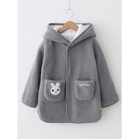 女童冬装外套儿童外套童装女宝宝秋冬洋气外套