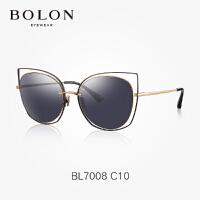 BOLON暴龙正品太阳镜女2017新款 时尚墨镜高清偏光眼镜潮BL7008
