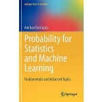 【预订】Probability for Statistics and Machine Learning: Fundam
