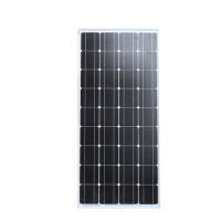 100W单晶太阳能电池板100瓦单晶硅户外充电板 光伏板发电系统