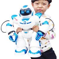 智能对话机器人玩具遥控4-12岁语音阿尔博特机械战警超大号充电的电动编程会跳舞讲故事男孩女孩儿童玩具