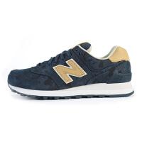 New Balance/NB 男子574系列运动休闲复古跑步鞋ML574CMB 现