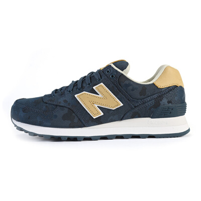 New Balance/NB 男子574系列运动休闲复古慢跑鞋 ML574CMB男子运动休闲复古跑步鞋