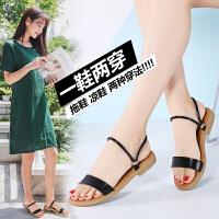 2019流行女鞋真皮平底�纱┡��鲂��r尚女�鐾舷膳��L�W�t鞋