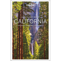 Best of California 1 Lonely Planet 9781786574558 Lonely Pla