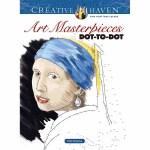 Creative Haven Art Masterpieces Dot-to-Dot(【按需印刷】)