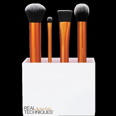 rt化妆刷 RT初学者基础底妆打底散粉化妆刷刷便携式彩妆工具套装1533 RT1533 人造纤维 本店订单不满100元的不开发票,满100元可以留言开票(普票)