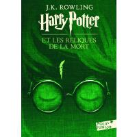 法语原版 哈利波特与死亡圣器 Harry Potter, VII : Harry Potter et les Reli