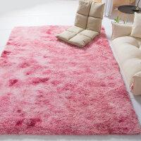 地毯卧室ins北欧风家用房间满铺可爱小长毛绒床边毯客厅茶几