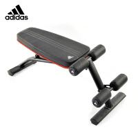 阿迪达斯(adidas) 仰卧板多功能家用仰卧起坐腹肌训练器收腹机腹肌板卧推训练健身器材 阿迪达斯仰卧板ADBE-10