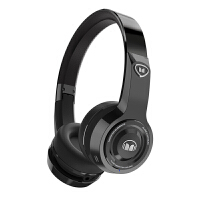 MONSTER/魔声 Elements on ear压耳式蓝牙无线耳机隔音降噪耳机 - 黑铂金