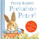 Peekaboo, Peter! 彼得兔躲猫猫(精装)ISBN 9780723266778