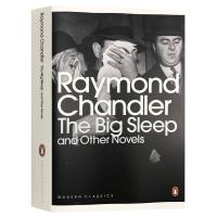 The Big Sleep and Other Novels 长眠不醒 英文原版小说 漫长的告别英文版 企鹅经典 雷蒙德
