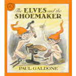 The Elves and the Shoemaker 小精灵和鞋匠 9780899194226