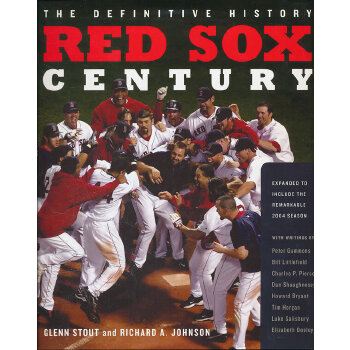 Red Sox Century(ISBN=9780618622269) 英文原版