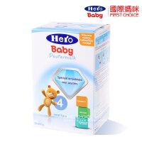 Hero Baby婴幼儿奶粉 荷兰本土herobaby奶粉4段(1-2岁适用)800g (海外购)
