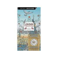 英文原版 London Through Time