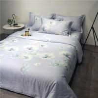 夏季天丝四件套冰丝被套贡缎丝绸床单1.8/2.0m米床上用品婚庆