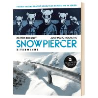 雪国列车3 终点 Snowpiercer 3 Terminus 英文原版 漫画小说 寄生虫美剧 英文版进口原版英语书籍