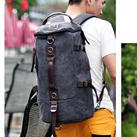 户外旅行大包男士装衣服的包 大容量轻便双肩行李包多功能 出差休闲背包