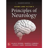 【预订】Adams and Victor's Principles of Neurology 11th Edition