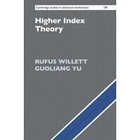 【预订】Higher Index Theory 9781108491068