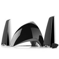 蓝牙多媒体2.1低音炮无线电脑音箱音响 台式笔记本家用重低音小钢炮