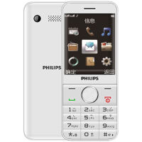 Philips/飞利浦 E131X移动联通双卡双待老年人手机直板商务