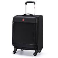SWISSGEAR瑞士军刀拉杆箱 男女旅行行李箱万向轮登机箱20/24英寸大容量托运箱【可扩展】