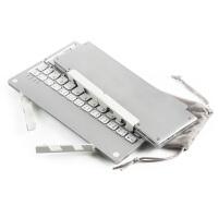 折叠蓝牙键盘ipad平板手机安卓苹果通用外接华为小米vivo oppo无线迷你小键盘新款 官方标配