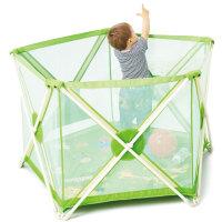 费雪(FisherPrice)玩具 宝宝游戏围栏 爬行垫护栏(含爬爬垫游戏垫 室内户外两用)F0314