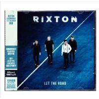 原装正版 Rixton 力克斯顿乐队 -《Let The Road 领路》CD 音乐CD