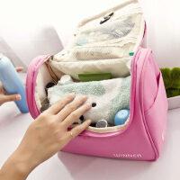 便携用品牙刷牙膏大容量洗漱包旅行防水男女旅游收纳包化妆包套装