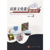 【二手书8成新】民族文化遗产数字化 王耀希 人民出版社