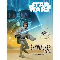 现货 星球大战 天行者传奇 英文原版 星球大战1-8 天行者卢克 莱娅公主 精装图画书 The Skywalker S