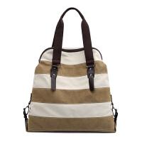 女包帆布包单肩包新款斜挎包简约搭手提包大容量休闲布包包