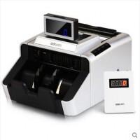 得力3919验钞机银行用B类点钞机 真人语音/USB升级