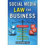 【预订】Social Media Law for Business: A Practical Guide for Us